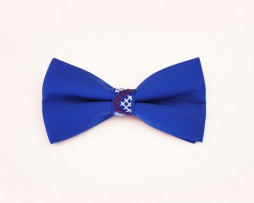 papion-albastru-brodat-2