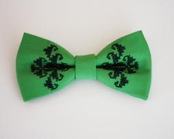 papion-brodat-verde