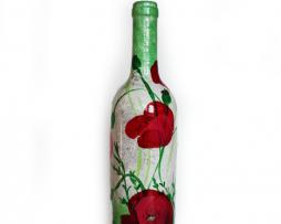 sticla-maci-rosu-verde